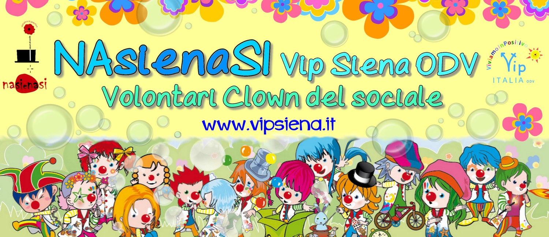 Nasienasi Vip Siena ODV - Associazione Volontari Clown